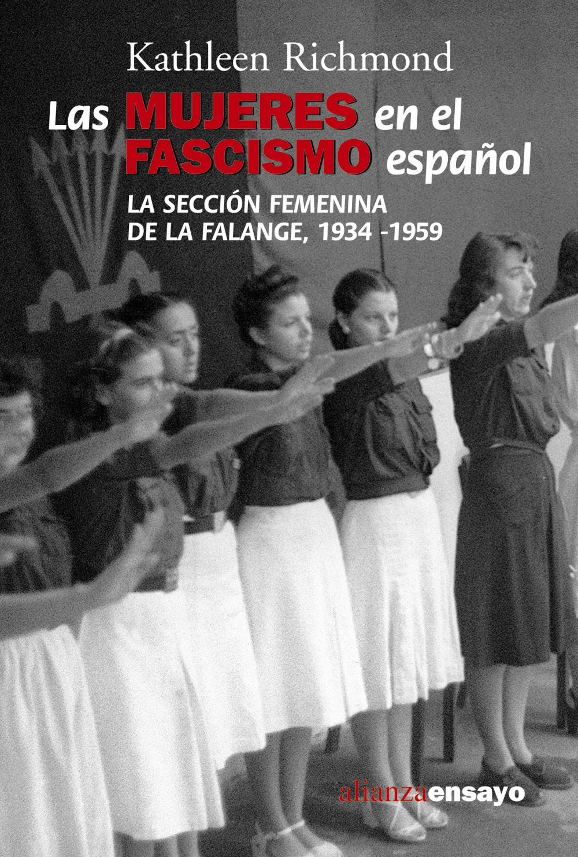 Las mujeres en el fascismo español   Katakrak