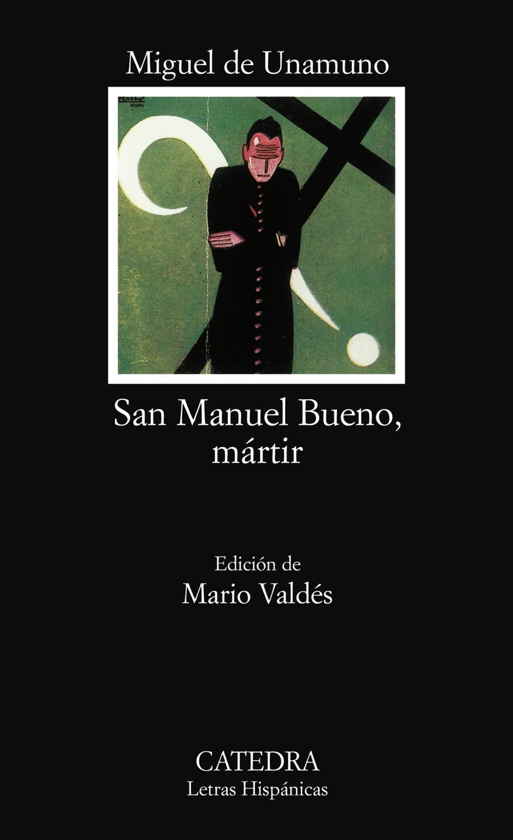 Resultado de imagen de san manuel bueno martir portada