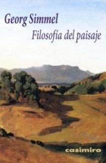 FILOSOFÍA DEL PAISAJE