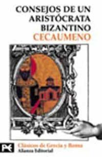 Consejos de un aristócrata bizantino