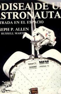 Odisea de un astronauta. Entrada en el espacio