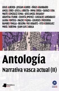 Antología. Narrativa vasca actual (II)