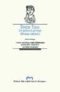 Los primeros poemas de Tristan Tzara