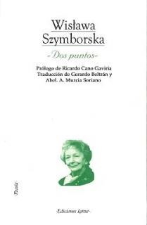 the relationship between wislawa szymborska's end In wislawa szymborska's poetry the we denotes all of us living on this planet now and she takes a conscious risk, performing her magic tricks along the fine line between poem and essay from the foreward to miracle fair by wislawa szymborska, translated by.