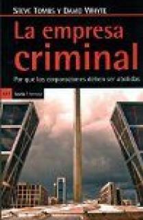 EMPRESA CRIMINAL POR QUE LAS CORPORACIONES DEBEN SER ABOLIDAS