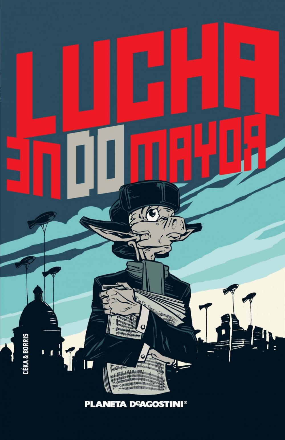 Lucha en do mayor (Lutte majeure)