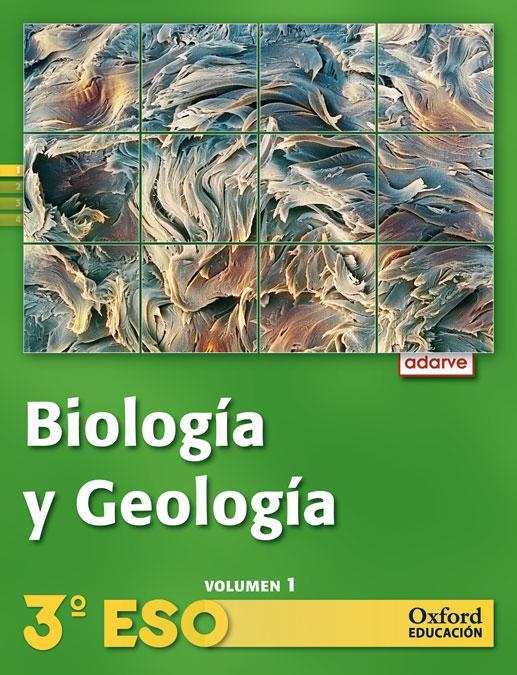 Biología y Geología 3.º ESO Adarve Trimestral